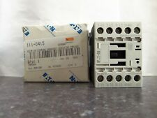 EATON     MOELLER SERIES      DILM17-10   110-120V   US STOCK XTCE018C19A