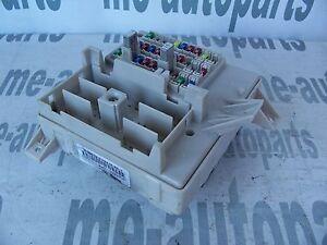2008 2010 cadillac cts oem fuse box main wiring relay 25856534 ebay 2004 cadillac cts image is loading 2008 2010 cadillac cts oem fuse box main