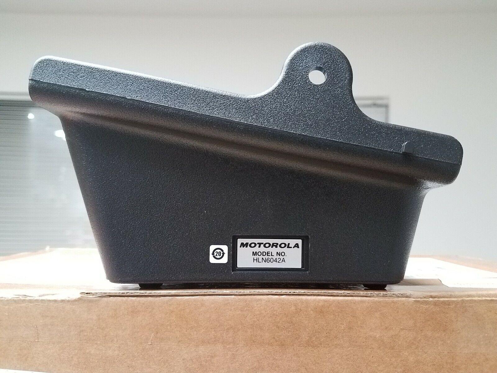 Motorola XTL APX Desk Tray With Speaker HLN6042A for sale online