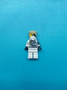 LEGO Ninjago Techno Zane miniFigure 70724 NEW