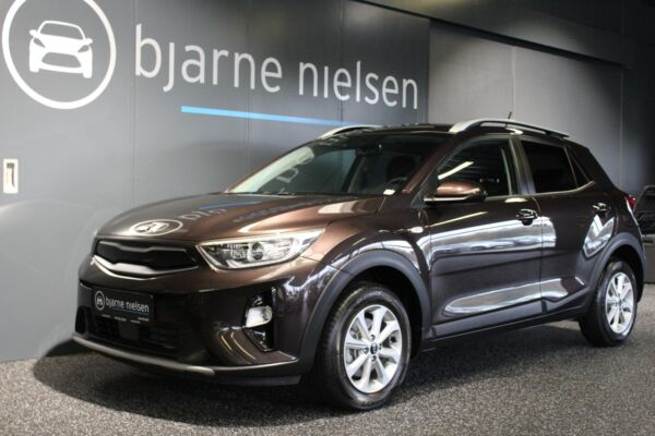 Kia Stonic 1,2 Advance Intro billede 0