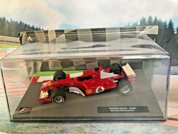 SELECT F1 The Car Collection Die Cast Grand Prix model 1//43 Scale Formula 1