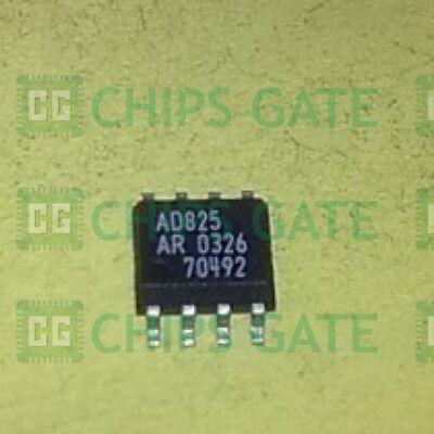 1pcs Dual to Mono Opamp OPA2604 NE5532 TL072 to AD825AR