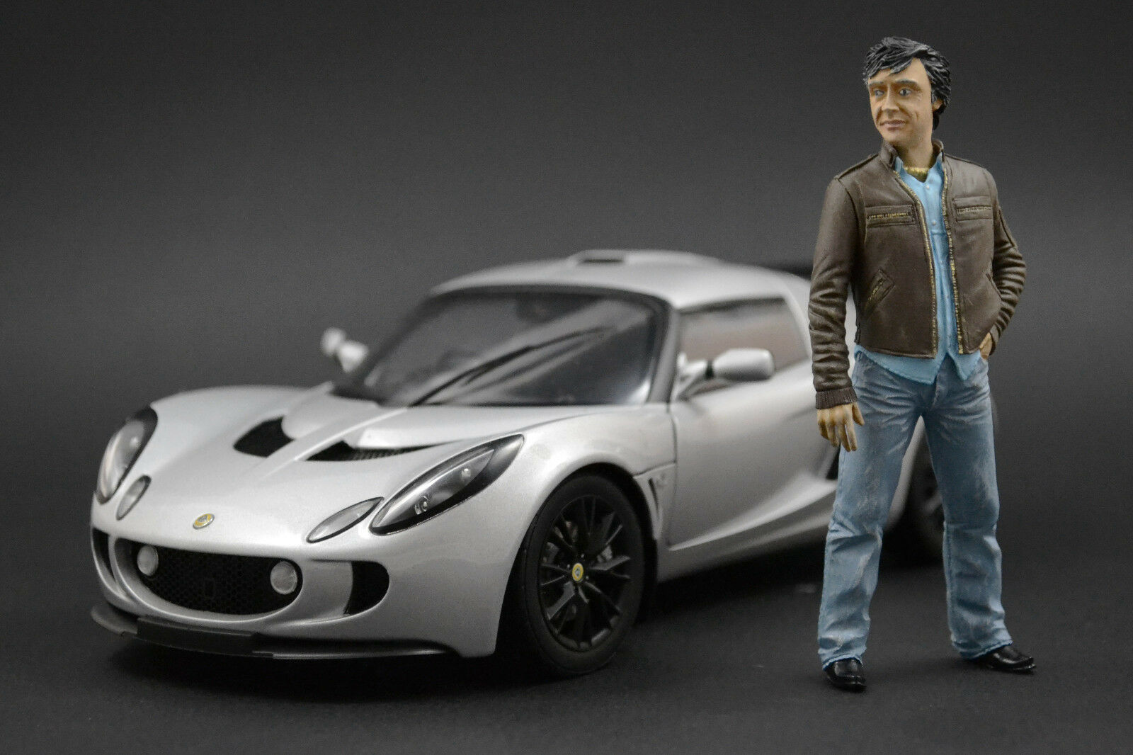 Richard Hammond Figure for 1 18 Land Range Rover LS Collectibles