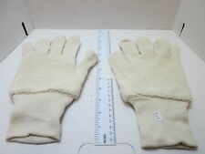 12 Gloves Loop In Cotton Terry Cloth 75 Cotton 25 Polyester Style 14a 1 Xl