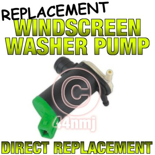Peugeot 106 206 306 406 Twin Outlet Washer Pump 05-259