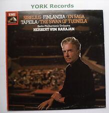 OASD 3374 - SIBELIUS - Finlandia KARAJAN Berlin PO - Excellent Con LP Record