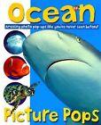 Ocean: Amazing Photo Pop-Ups Like You've Never Seen Before! by Roger Priddy (Hardback, 2005)