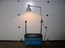 Asistente hazet brazo articulado lámpara 161-5 carro para herramientas 161 162 Tool trolley lamp