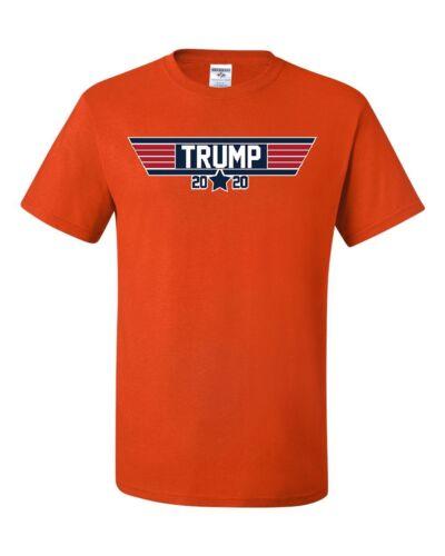 Donald Trump 2020 T-shirt politique deux termes Maga Le président américain tee shirt