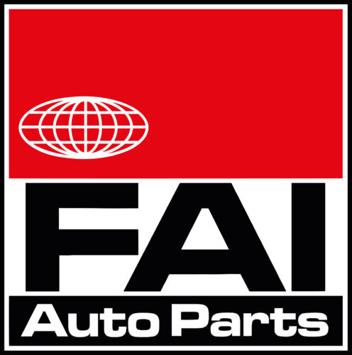 BRAND NEW FAI V-Ribbed Belt Tensioner Pulley T1121 5 YEAR WARRANTY