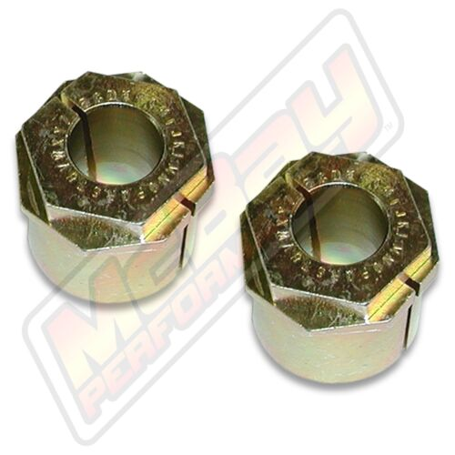 Extreme Camber Caster Alignment Bushing Kit 2005-2019 Ford F250 F350 Super Duty