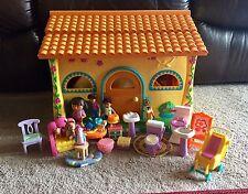 Dora the Explorer Dora's Talking House w/ Furnishings EUC!!