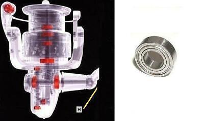 Handle bearing upgrade AERNOS 1000FA 2500FA C5000FA 3000SFA 4000FA