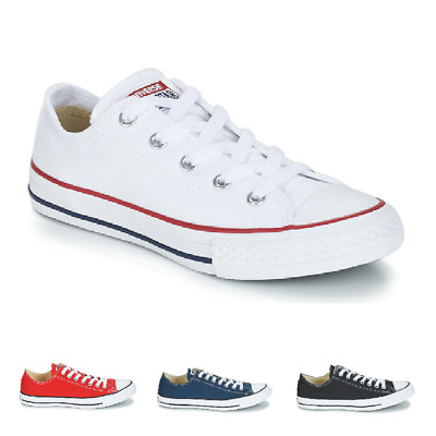 Baskets basses | Converse HommeFemme ALL STAR CORE OX Blanc