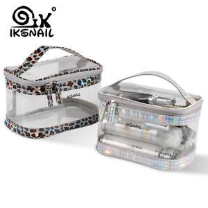 Clear-Transparent-PVC-Travel-Cosmetic-Makeup-Toiletry-Wash-Bag-Pouch-Zipper-Bag