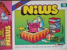 NILUS - Clip Comics n°76 1993 Origone Glenat   [G324]