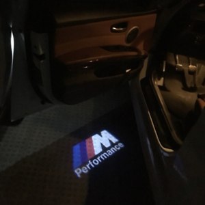 bmw puddle light m sport m performance logo car led door. Black Bedroom Furniture Sets. Home Design Ideas