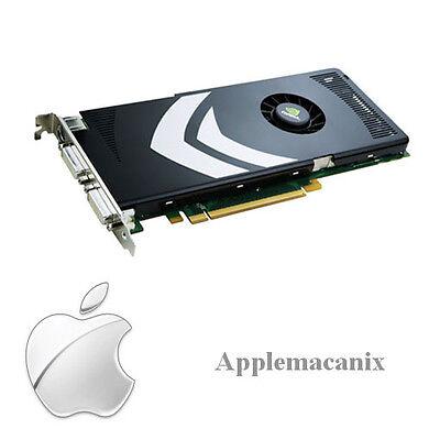 NEW 2008-2012 2nd Gen Apple Mac Pro nVidia Geforce 8800GT 512MB PCIe Video Card