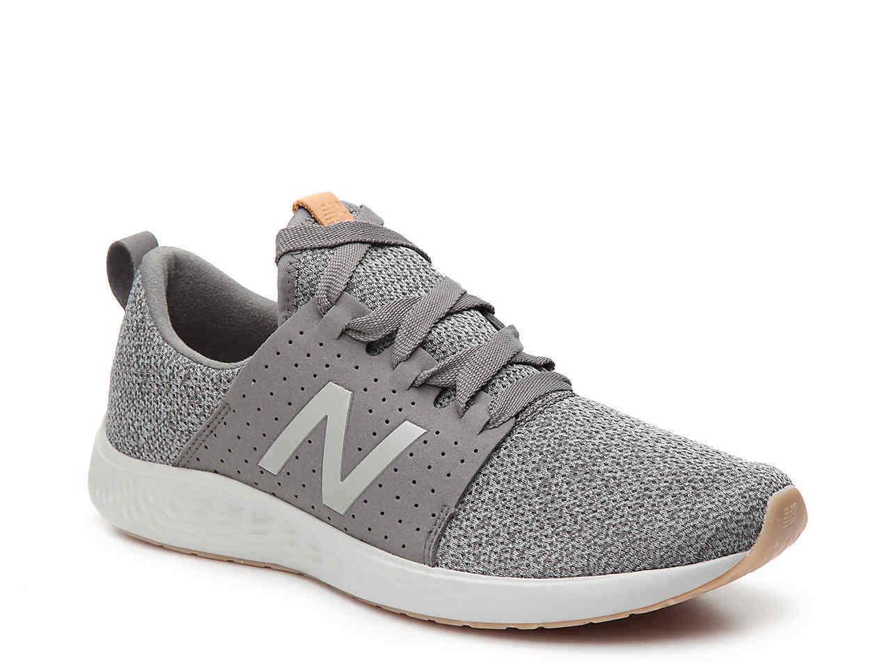 Nib New Balance Homme Fraîche Mousse zapatos Sport Med&4E Large Arishi Cruz