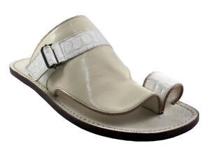 Davinci Men's Italian Leather Sandal