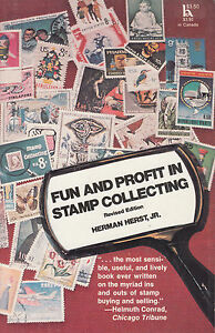 Fun-and-Profit-in-Stamp-Collecting-by-Herman-Herst-Jr-NEW
