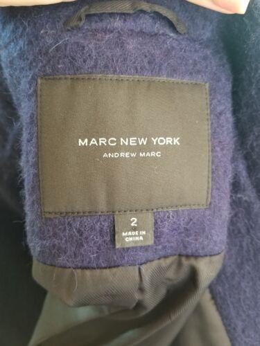 2 Størrelse Blandet Jakke Frakke Andrew Børstet New uld Emery Marc York pvHzqwg