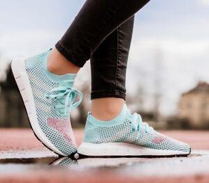 adidas Originals Swift Run Primeknit Sneaker Schwarz