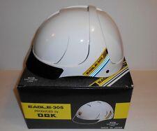 OGK Sports Helmet Model 305 Eagle Medium New Old Stock In Box 1987 Made In Japan