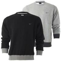 Nike Crew Neck Classic Fleece Pulli Sweatshirt Pullover Crewneck
