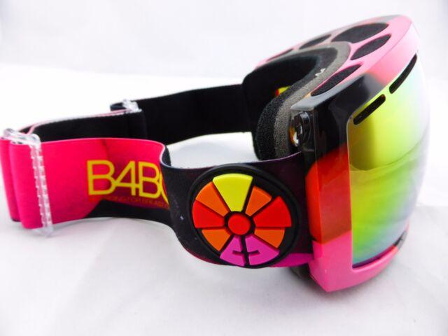 b22c6d9abd2 Electric EG2.5 Women s Snow Goggles B4BC - Bronze Pink Chrome New in Box