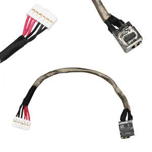 MSI GE62 GE62VR MS-16J4 MS-16JB Series DC Power Jack With Cable K1G-3006022 OEM