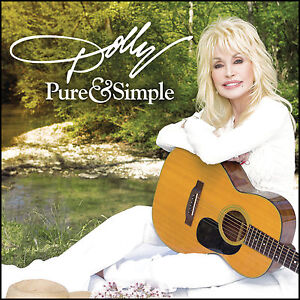 DOLLY-PARTON-2-CD-PURE-AND-SIMPLE-w-BONUS-Trax-COUNTRY-amp-NEW