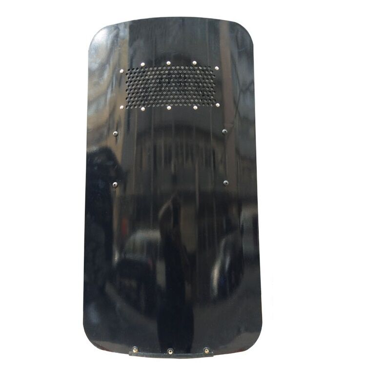 Aluminum Alloy Anti-riot Shield for Self-defense Campus PublicSafety Predection   presenting all the latest high street fashion