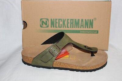 Neckermann Thong N2602 olive