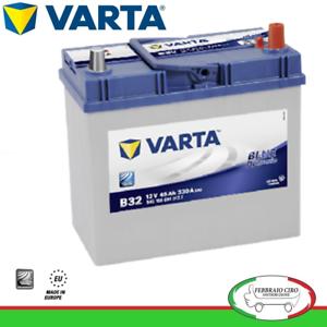 Batterie-Demarrage-Batterie-Varta-45ah-12v-Blue-Dynamic-B32-545-156-033