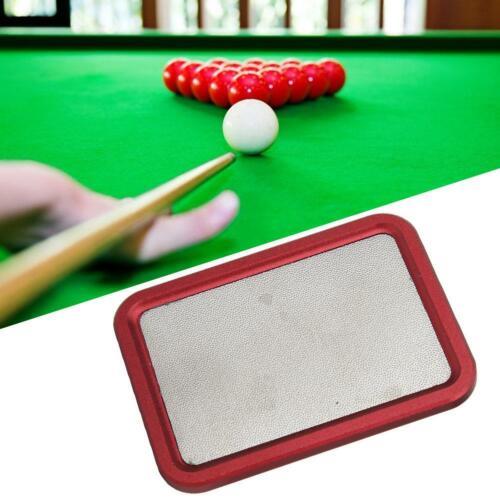 1 Piece Cue Tip Shaper Cue Tip Sander Burnisher Rod Billiards Accessories