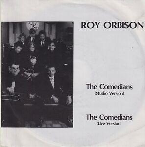 ROY-ORBISON-45-GERMANY-THE-COMEDIANS-THE-COMEDIANS-LIVE-VG