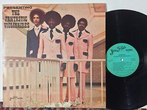 Fantastic-Violinaires-Presenting-EX-JEWEL-ORIG-black-gospel-funk-soul