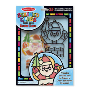 Melissa-and-Doug-Stained-Glass-Made-Easy-Santa-Damaged-Packaging-18584
