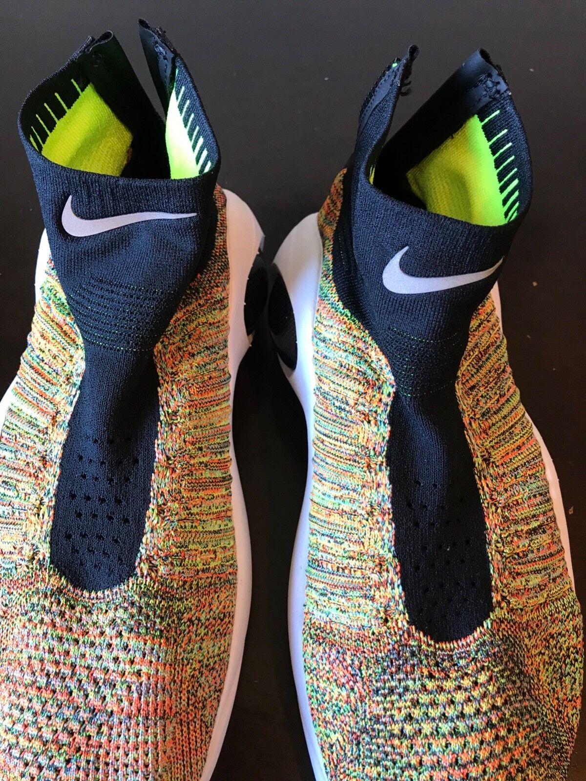 Nike Flight Bonafide SZ 10.5 Fly Knit Multi color color color Jason Kidd 917742-003 e05718