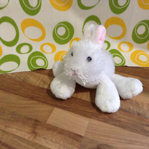 EASTER-8-034-GANZ-WHITE-RABBIT-EXCELLENT-CONDITION
