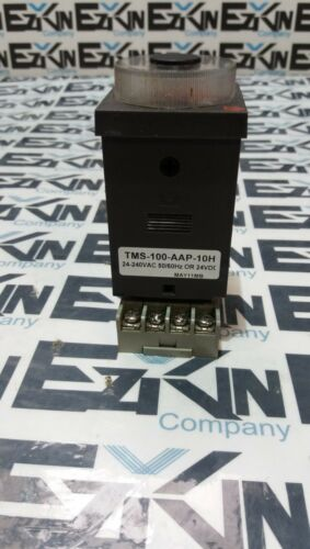 DIVERSIFIED ELECTRONICS TMS-100-AAP-10H TIME DELAY RELAY