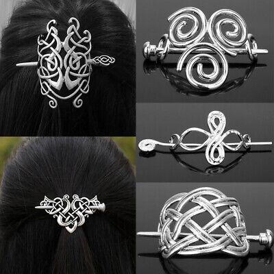 Clip Hairpin Headwear Grips Geometry Hair Slides Claw Vintage Accessories Women