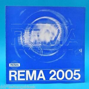 DDR-Werbung-Radio-Rema-2005-1968-Prospekt-Werbeblatt-DEWAG-B