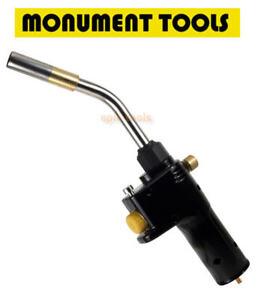 ZREAL Coche Ignition Butane Gas Soldering Iron Kit de Case Self Ignite Welding Torch Kit