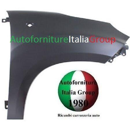 PARAFANGO ANTERIORE DESTRO DX C//FORO LUCCIOLA FIAT 500L 12/> 2012/>