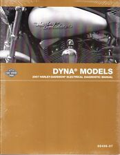 2007 Harley Dyna Super Wide Glide Low Rider Sport Electrical Diagnostic Manual
