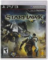 Starhawk [playstation Ps3, Action Third-person Shooter, 32 Player Multiplayer]
