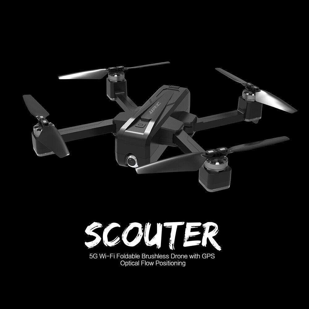 JJR C x11 GPS Drone  RC 2k 5g WIFI FPV ottici flusso posizionamento Copter  basta comprarlo